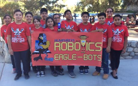 Humphreys EagleBots